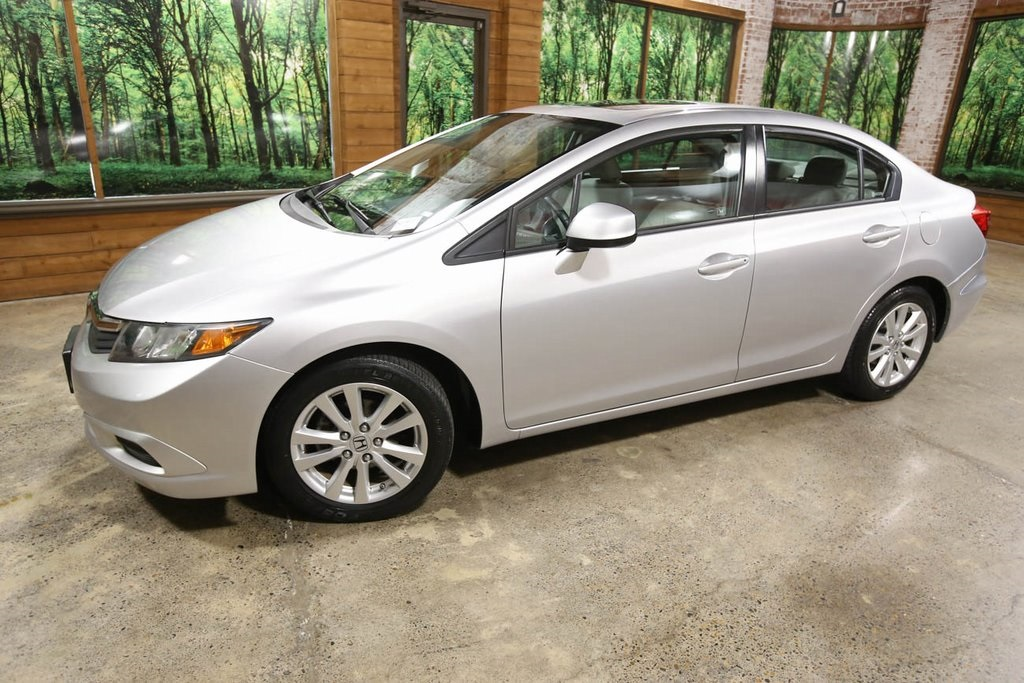 Pre-Owned 2012 Honda Civic EX-L w/Navigation