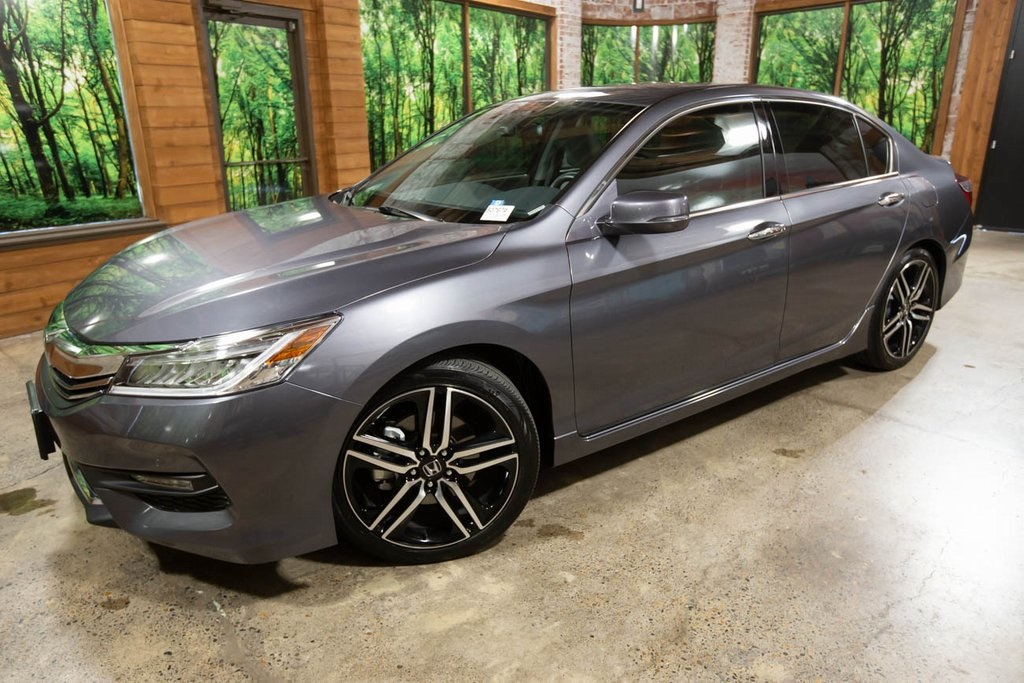 Certified Pre Owned 2016 Honda Accord Touring 4d Sedan In Beaverton 50767a Bob Lanphere S