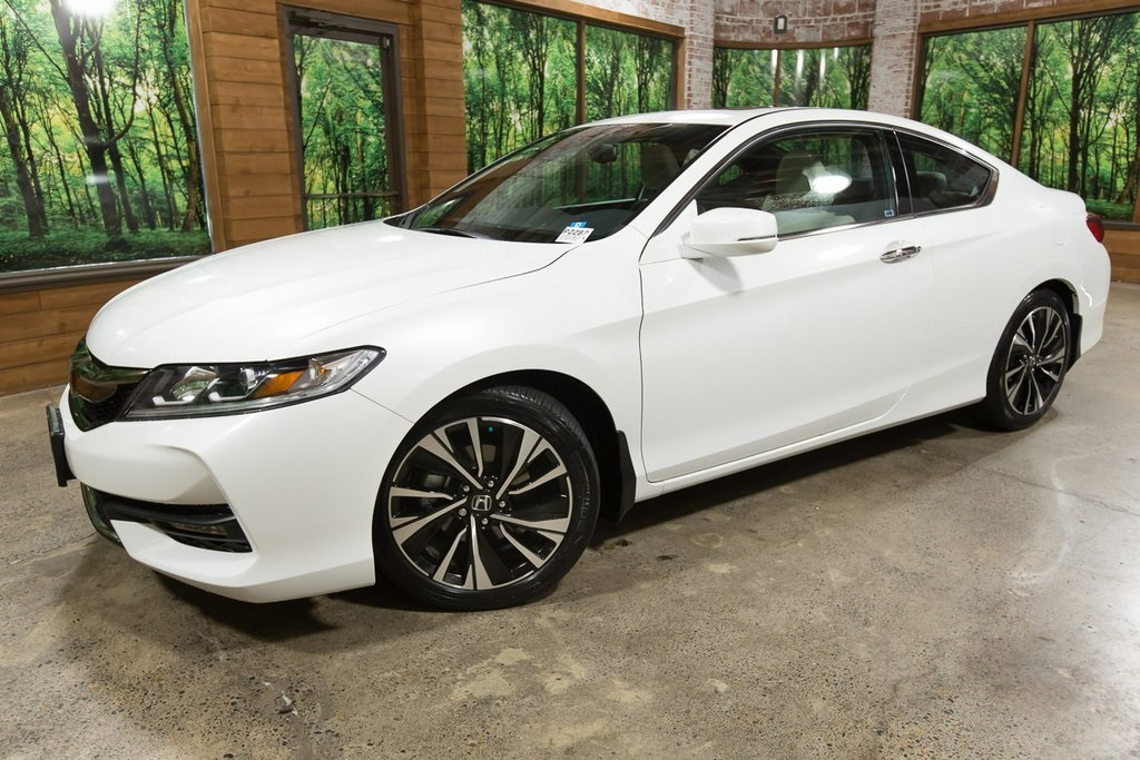 Certified Pre Owned 2016 Honda Accord Ex L V6 2d Coupe In Beaverton P2287