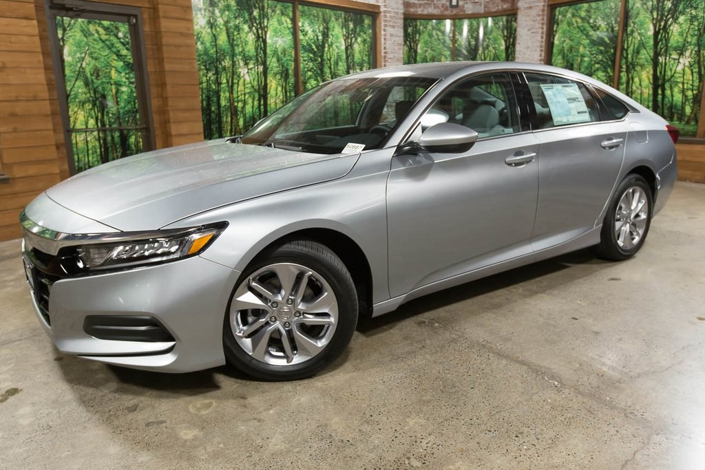 2019 Honda Accord LX 1.5T CVT Offer
