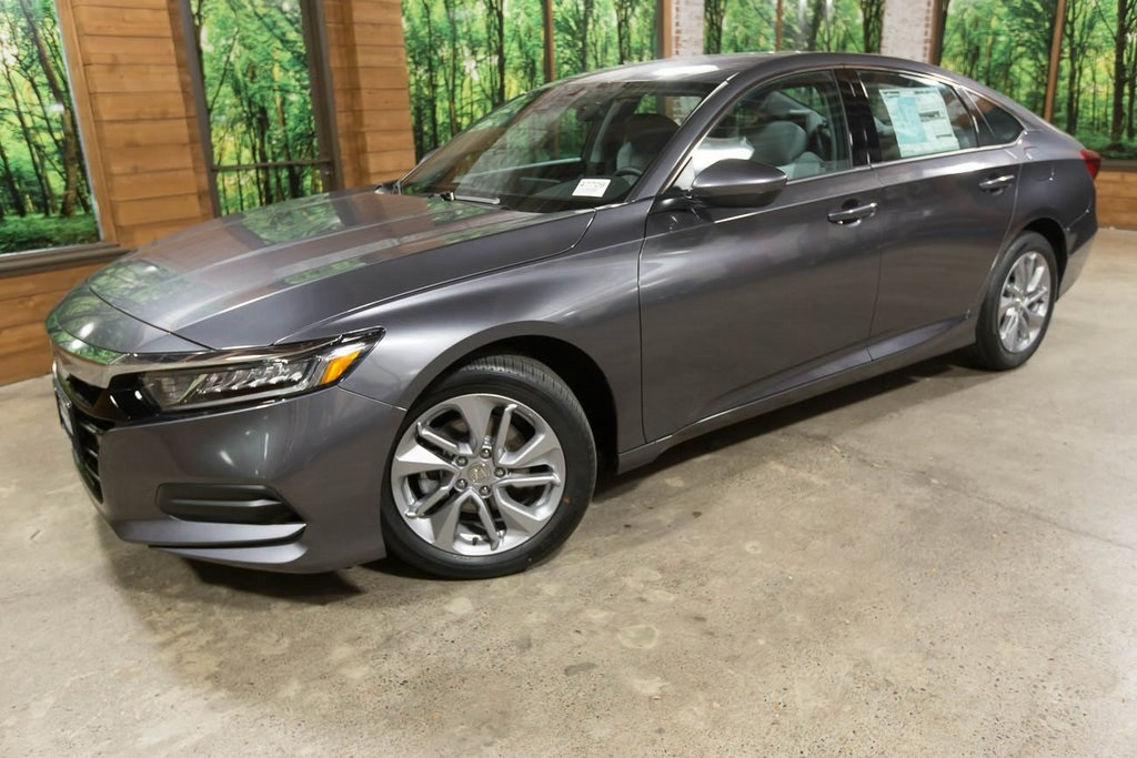 Honda Accord Lx >> New 2019 Honda Accord Lx 1 5t Cvt