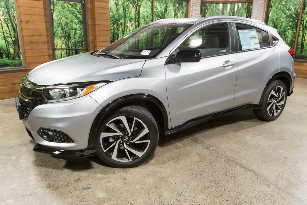 New 2019 Honda HR-V Sport CVT AWD