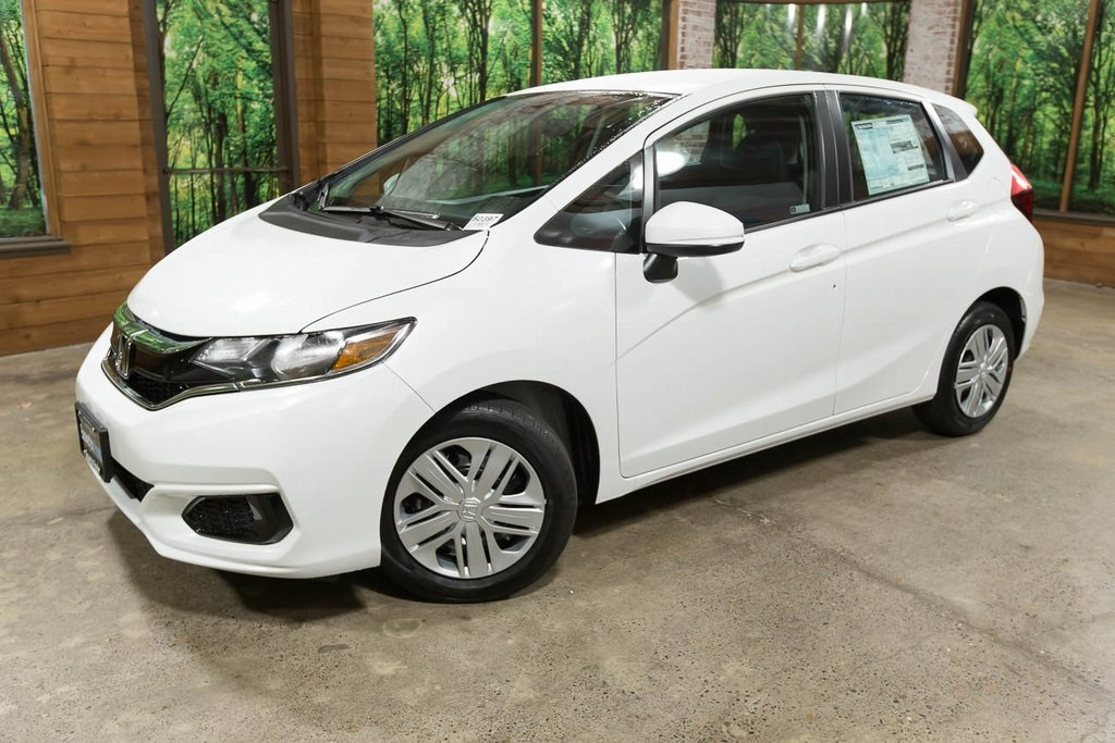 2019 Honda Fit LX CVT Offer