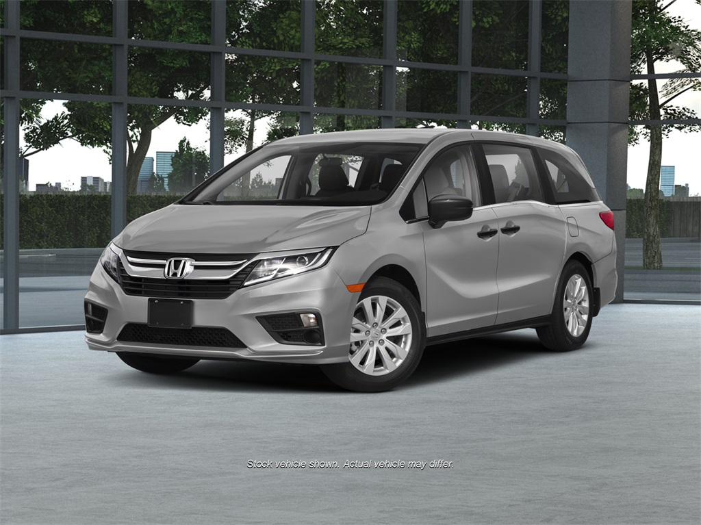 New 2020 Honda Odyssey LX 10AT