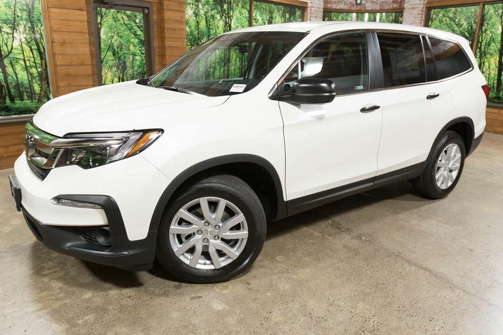 New 2020 Honda Pilot LX 6AT AWD