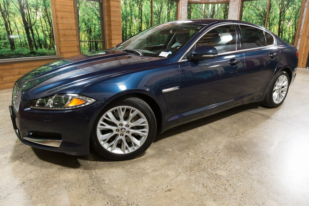 Pre Owned 2013 Jaguar XF Supercharged