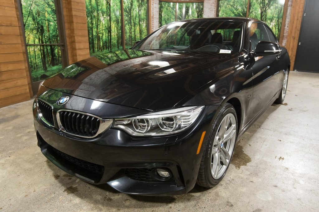 PreOwned BMW Series I M Sport D Convertible In - Bmw 4 series 435i m sport
