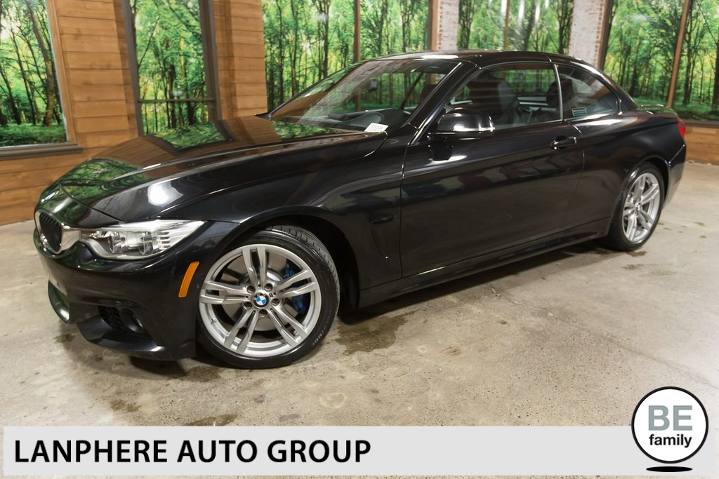 PreOwned BMW Series I M Sport Convertible D - 2014 bmw 435i m sport