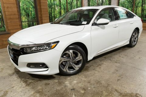New 2018 Honda Accord EX 1.5T CVT