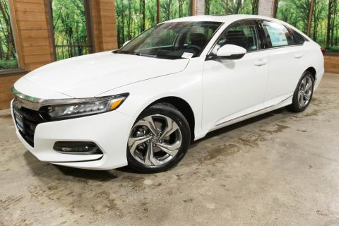 New 2018 Honda Accord EX-L 1.5T CVT