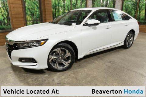 New 2018 Honda Accord EX-L w/Navigation 1.5T CVT