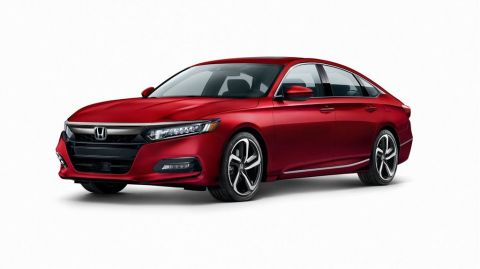 New 2019 Honda Accord Sport 2.0T 6MT