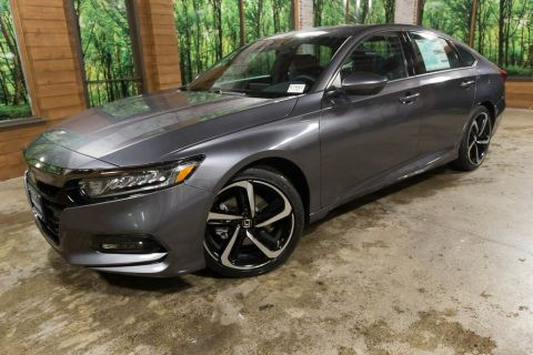 New 2019 Honda Accord Sport 2.0T 10AT