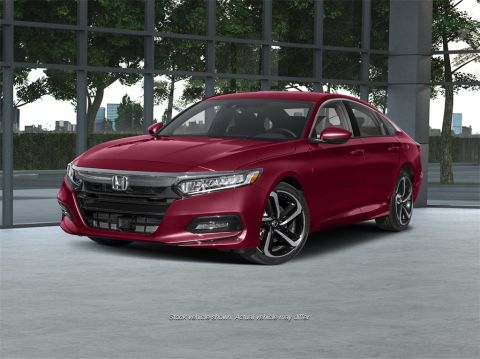 New 2020 Honda Accord Sport 2.0T 10AT