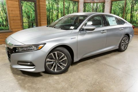 New 2019 Honda Accord Hybrid eCVT