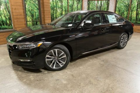 New 2019 Honda Accord Hybrid EX-L eCVT