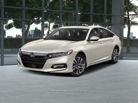 New 2020 Honda Accord Hybrid Touring eCVT