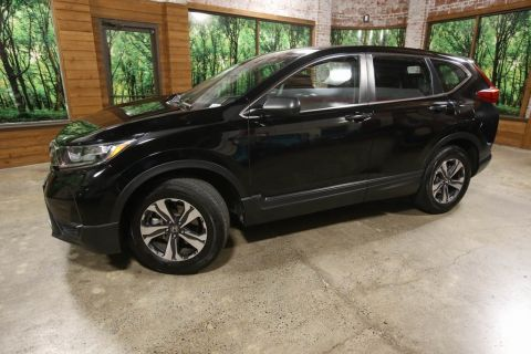 Certified Pre-Owned 2018 Honda CR-V LX AWD, Certified, 1-Owner