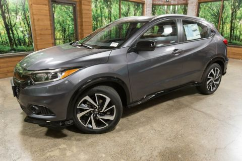 New 2019 Honda HR-V Sport CVT