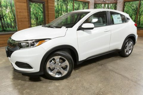 New 2019 Honda HR-V LX CVT