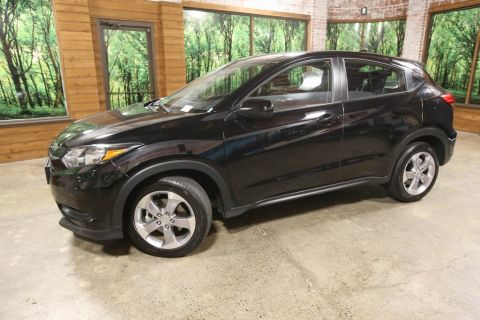 Certified Pre-Owned 2018 Honda HR-V LX AWD, 1-Owner, CERTIFIED