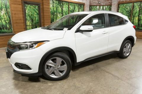 New 2019 Honda HR-V EX CVT