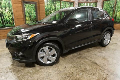 New 2019 Honda HR-V EX-L CVT