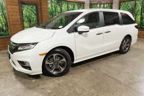 New 2019 Honda Odyssey Touring 10AT
