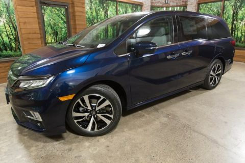 New 2019 Honda Odyssey Elite 10AT