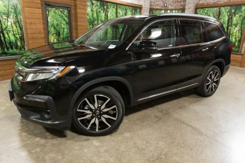New 2019 Honda Pilot Elite 9AT