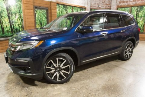 New 2020 Honda Pilot Touring 8 Passenger 9AT