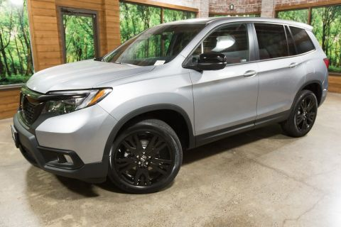 New 2019 Honda Passport Sport 9AT