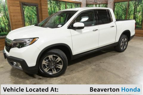 New 2018 Honda Ridgeline RTL-E 6AT