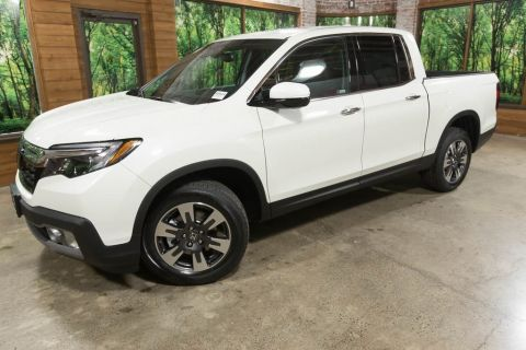New 2019 Honda Ridgeline RTL-E 6AT
