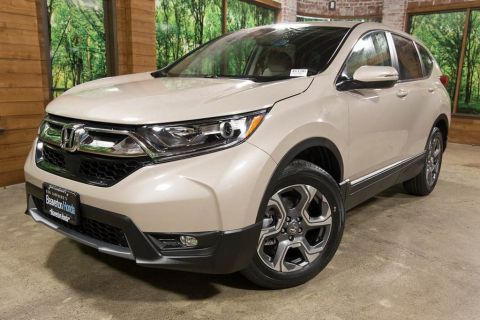 New 2018 Honda CR-V EX-L CVT