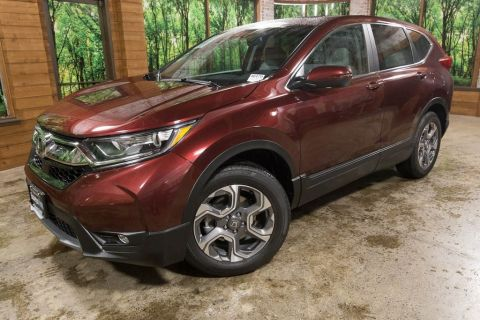 New 2019 Honda CR-V EX-L CVT