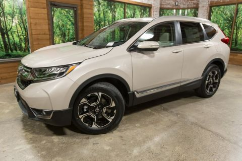 New 2019 Honda CR-V Touring CVT