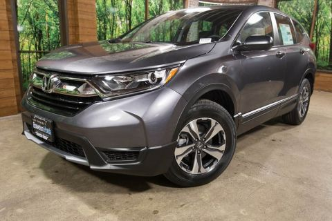 New 2019 Honda CR-V LX CVT