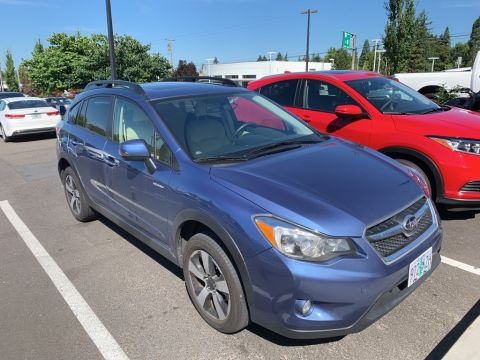 Pre-Owned 2014 Subaru XV Crosstrek 2.0i Hybrid Touring