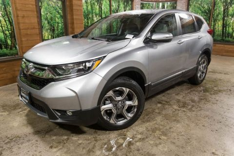 New 2019 Honda CR-V EX CVT