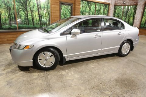 Pre-Owned 2007 Honda Civic Hybrid w/Navigation