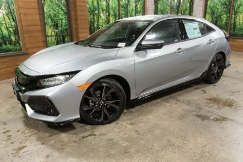 New 2018 Honda Civic Sport Touring CVT