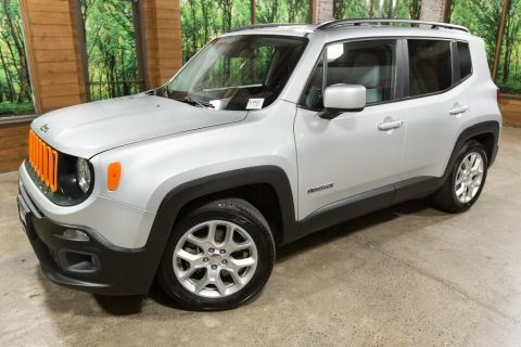 Pre-Owned 2016 Jeep Renegade Latitude Popular Equipment Group, Remote Start